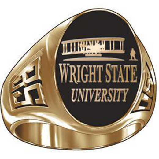 Wright State University Men's Traditional Ring
