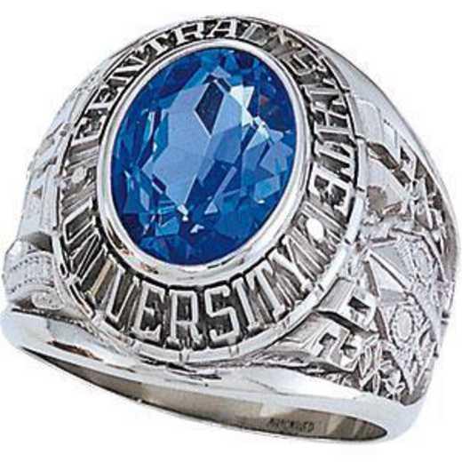 Wright State University Alumni Men's Traditional Ring