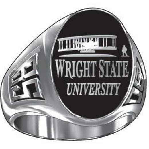 Wright State University Lake Campus Men's Traditional Ring