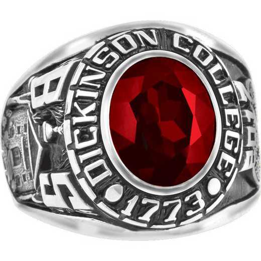 Dickinson College Men's Tradtional Ring