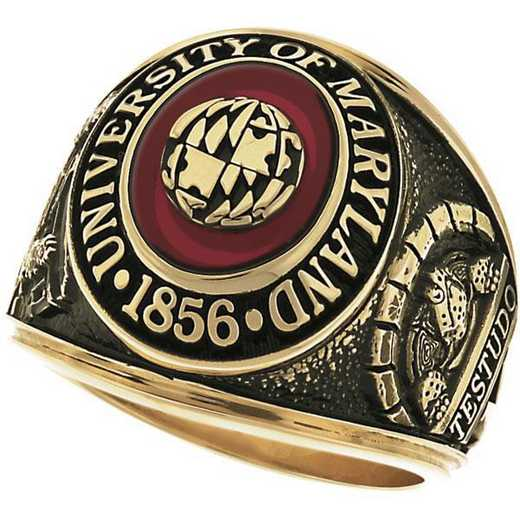 University of Maryland College Park Men's Large Traditional Ring