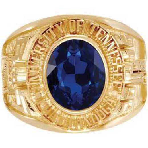 University of Tennessee at Chattanooga Men's Medium Traditional Ring