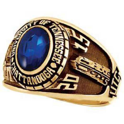 University of Tennessee at Chattanooga Women's Extra-Small Traditional Ring