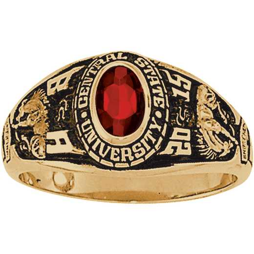 Saint Mary's College of California Men's Extra Small Traditional Ring