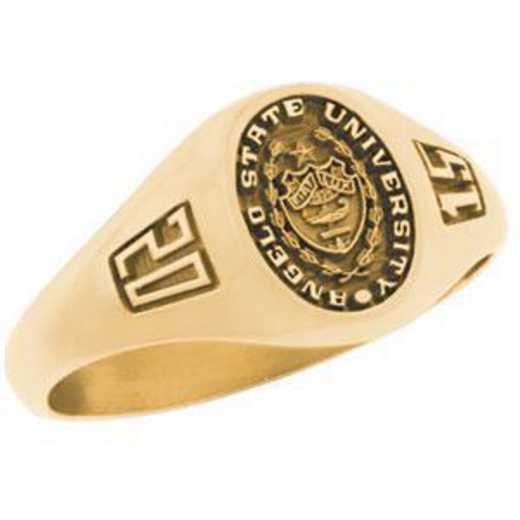 Angelo State University Women's Laurel Ring
