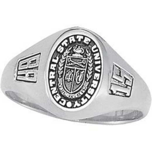 University of California at Riverside Women's Laurel Ring College Ring