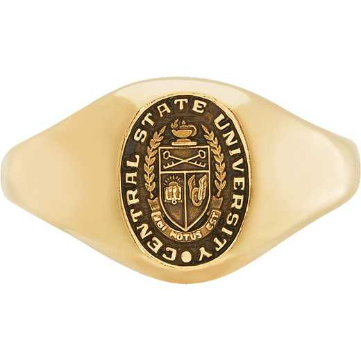 Saint Louis University Latin Women's Laurel Ring