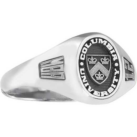 Columbia University Women's Laurel Ring