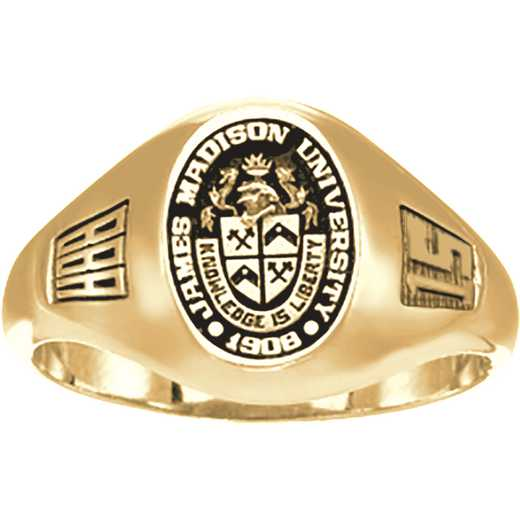 James Madison University Class of 2015 Women's Laurel Ring