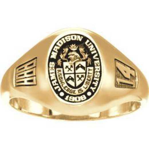 James Madison University Class of 2014 Women's Laurel Ring