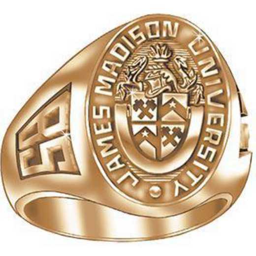 James Madison University Class of 2013 Women's Laurel Ring