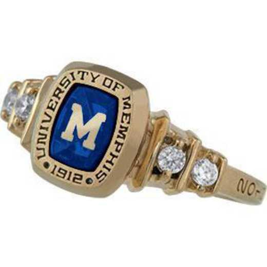 The University of Memphis Women's Highlight Ring