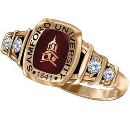 Samford University Women's Highlight Ring
