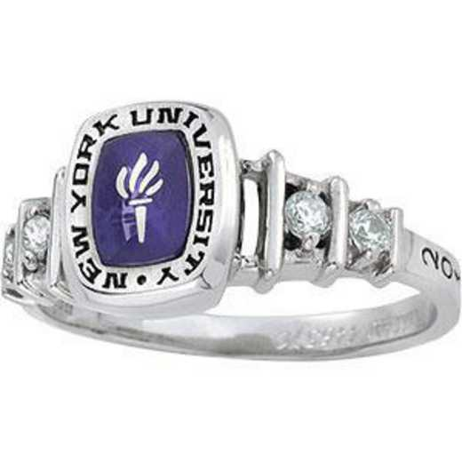 New York University Stern School of Business Highlight Ring