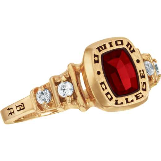 Union College Women's Highlight Ring
