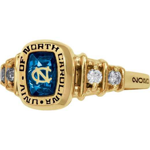 University of North Carolina at Chapel Hill Ladies' Highlight Ring
