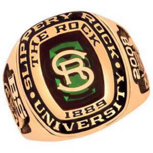 Slippery Rock University Men's Large Official Ring