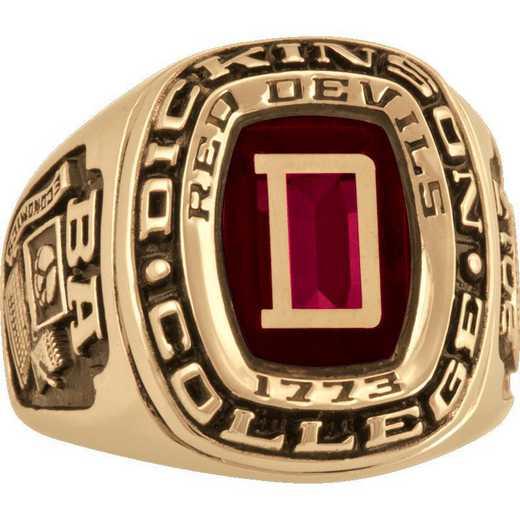 Dickinson College Men's Legend Ring