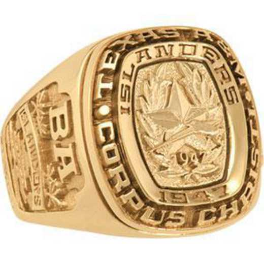 Texas A&M University - Corpus Christi Men's Legend Ring