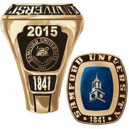 Samford University Men's Legend Ring