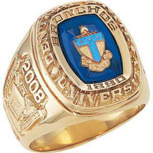 Wright State University Boonshoft School of Medicine Men's Legend Ring