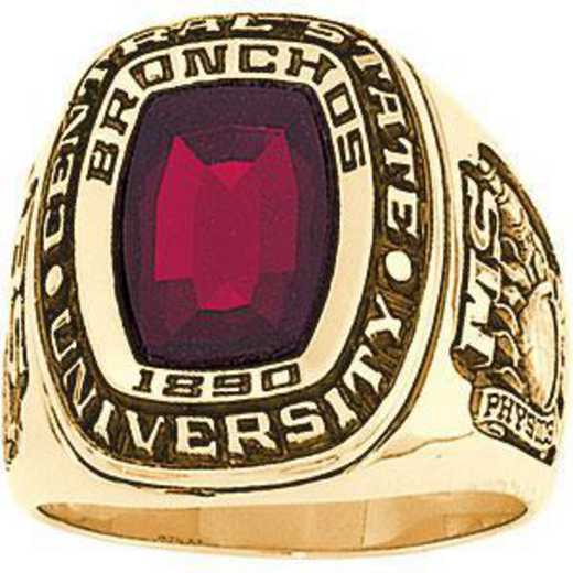 Louisiana State University at Shreveport Men's Legend Ring