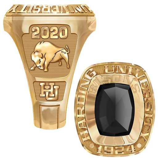 Harding University Men's Legend Ring