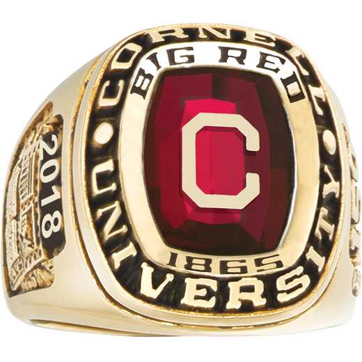 Cornell University Men's Legend Ring