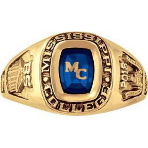 Mississippi College Women's Lady Legend Ring