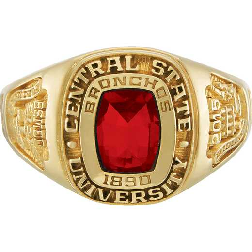 Manhattan College Women's Lady Legend Ring