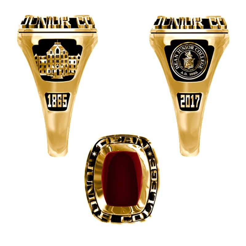 Dean Junior College Women's Lady Legend Ring