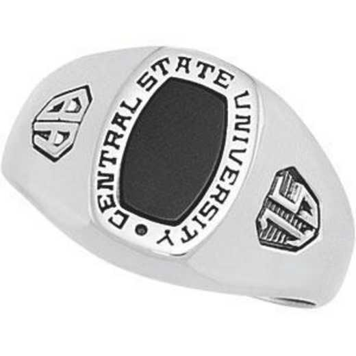 University of California at Riverside Men's Monarch Ring College Ring