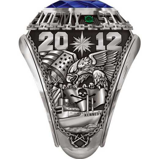 Massachusetts Maritime Academy 2012 Ring