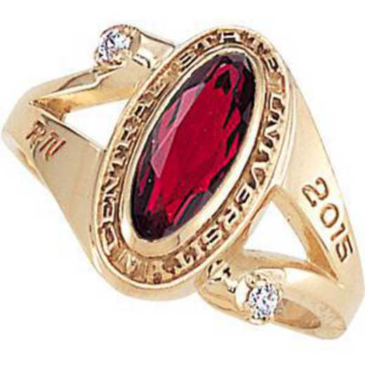 University of California at Riverside Women's Symphony Ring College Ring