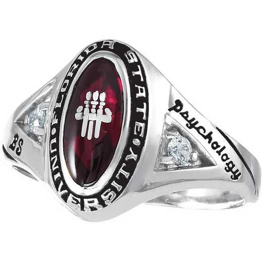 Florida State University Signature Ring