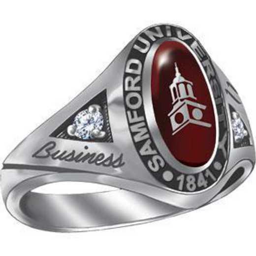 Samford University Women's Signature Ring