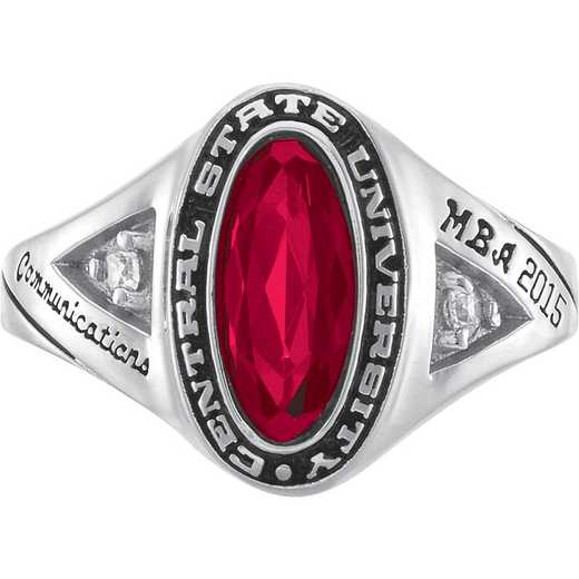 Saint Louis University Latin Women's Signature Ring