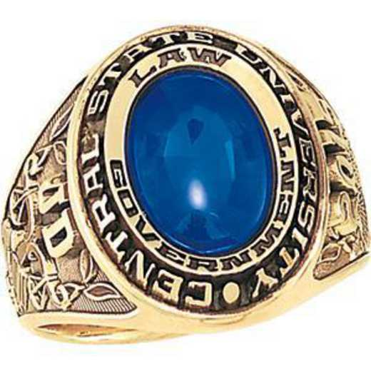 University of California at Riverside Men's Galaxie I Ring College Ring