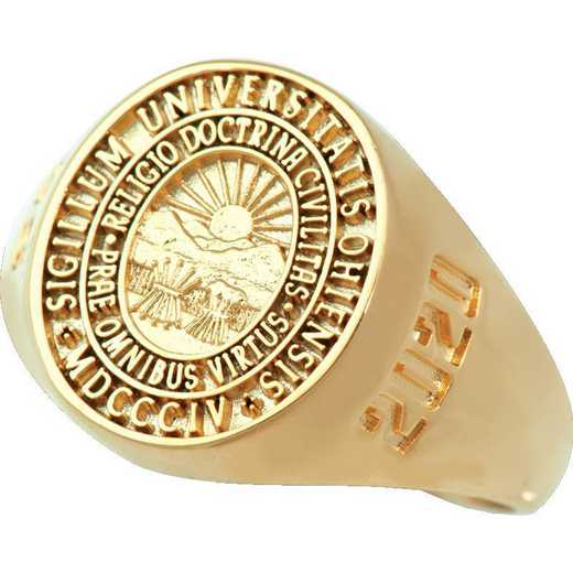 Ohio University Women's Signet Ring