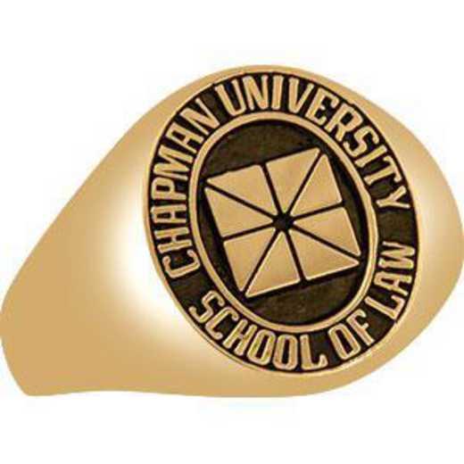 Chapman University School of Law Women's Signet Ring
