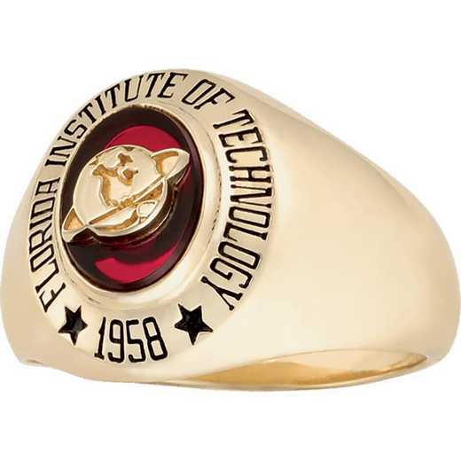 Florida Institute of Technology Women's Small Signet Ring