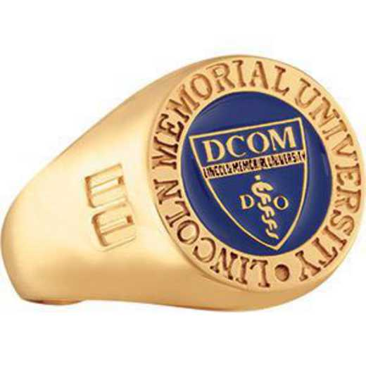 Lmu Debusk College of Osteopathic Medicine Men's Do Signet Ring