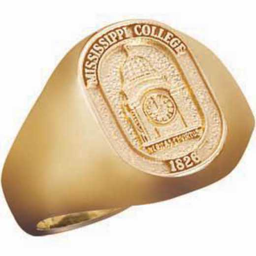 Mississippi College Women's Small Signet Ring