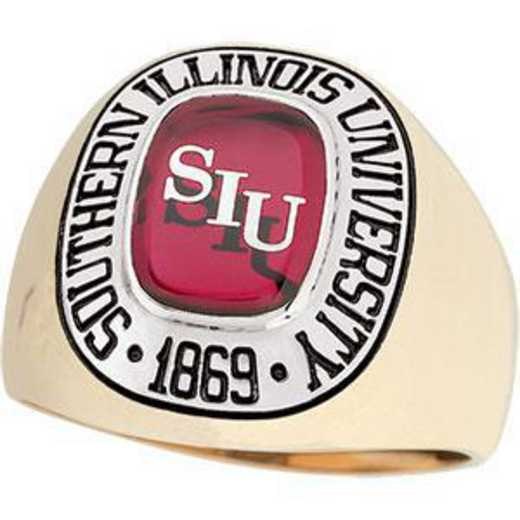 Southern Illinois University Men's Stone Ring