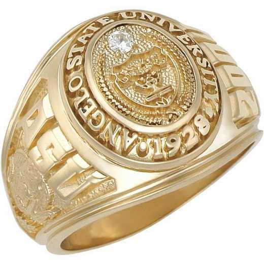 Angelo State University Women's Traditional Ring