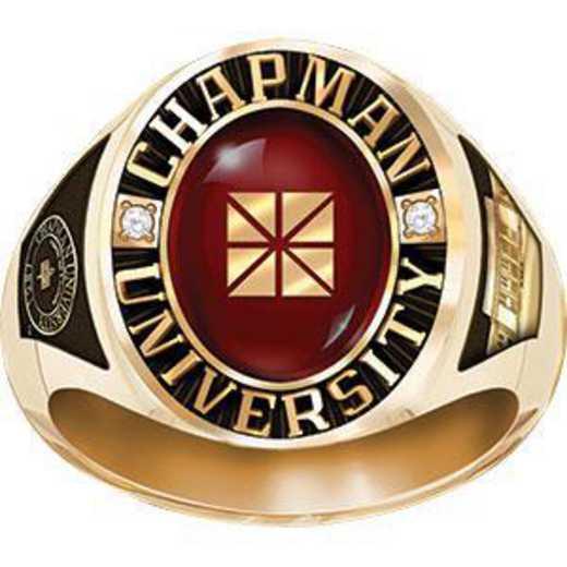 Chapman University Men's Traditional Ring