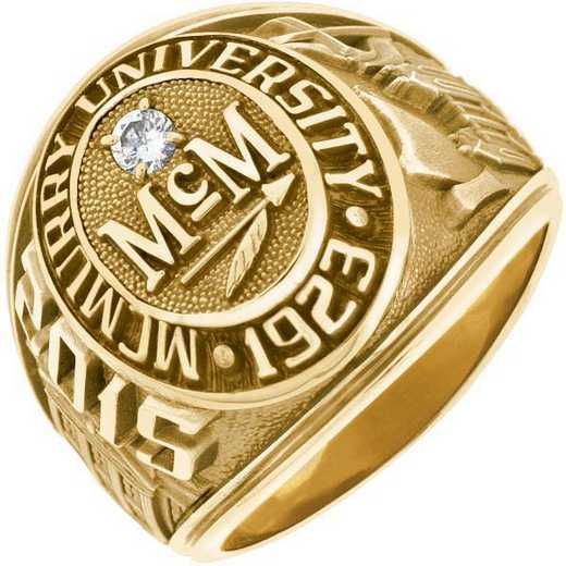 McMurry University Men's Traditional Ring