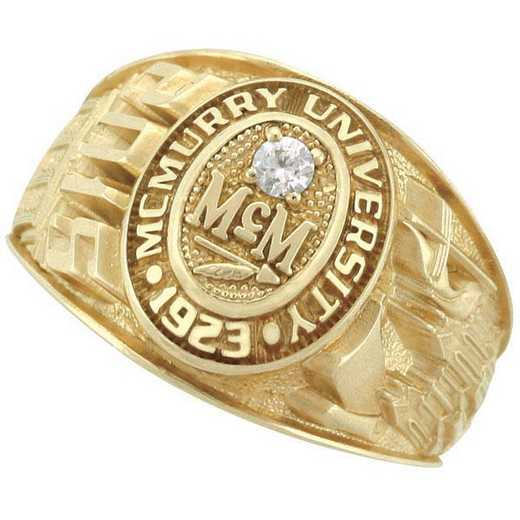 McMurry University Women's Traditional Ring