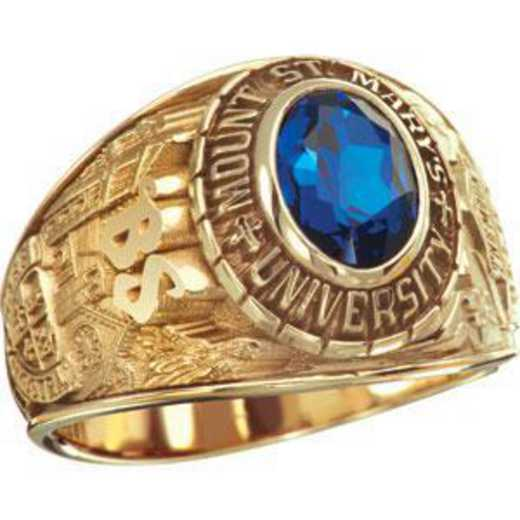 Mount Saint Mary's University Class of 2015 Women's Traditional Ring