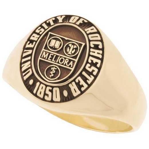 University of Rochester Women's Petite Signet Ring